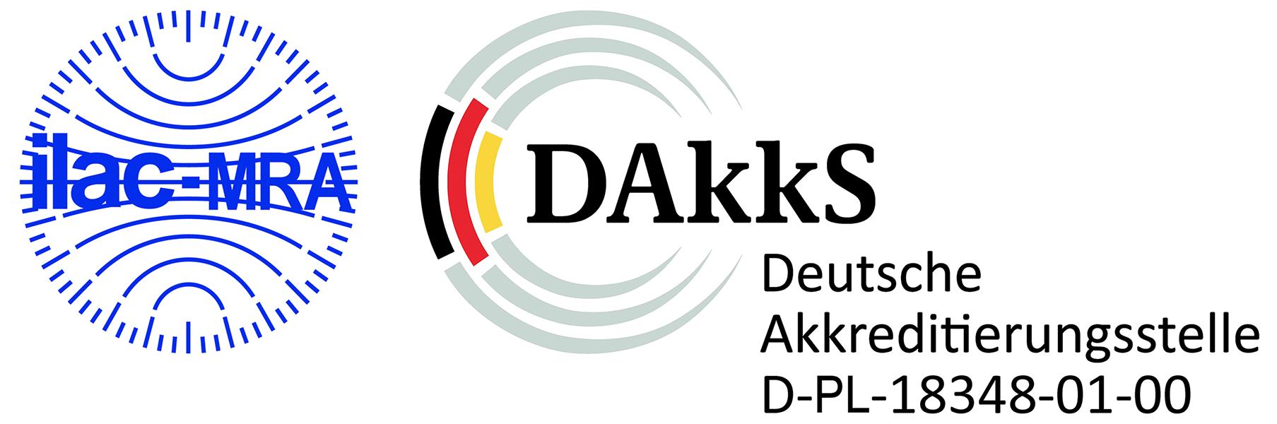 CONGEN Zertifizierung: DAkkS - Deutsche Akkreditierungsstelle